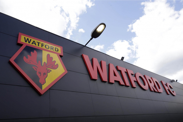 Watford to bank more than £20m from new shirt sponsorship deal with Sportsbet.io