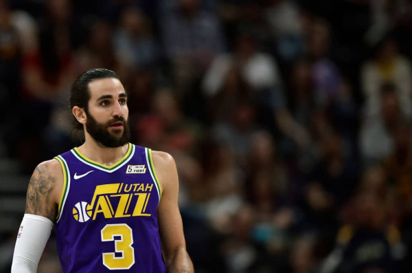 Ricky Rubio: 'I Am Not Priority Number One' for the Utah Jazz