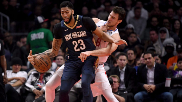 Report: Nets, Clippers not getting anywhere with Pelicans on Anthony Davis trade