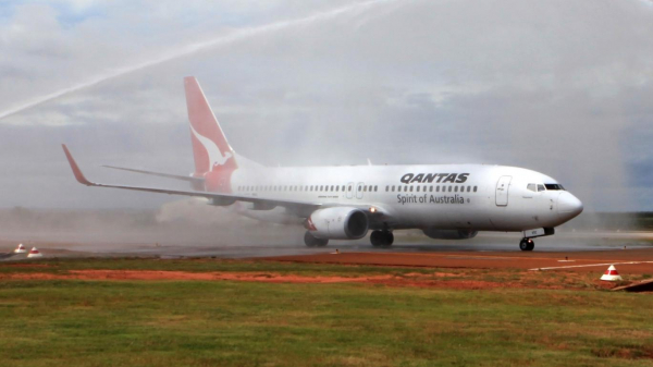 Qantas adds new Broome service as mining work picks up