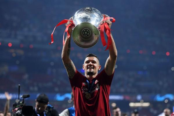 AC Milan plotting transfer swoop for Liverpool defender Dejan Lovren