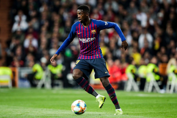 Liverpool offered Barcelona's Ousmane Dembele but for huge transfer fee
