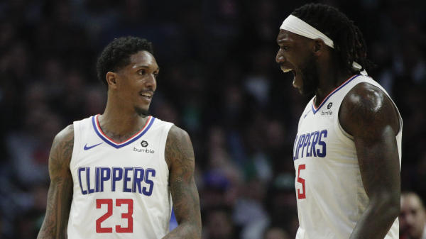 Clippers' Lou Williams won second-straight, third overall Sixth Man of Year Award
