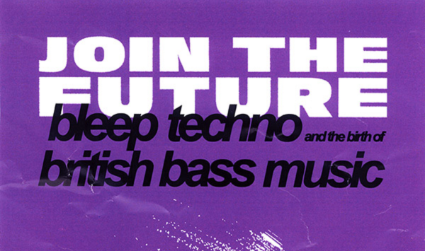 History of bleep techno to be explored in new book, Join The Future