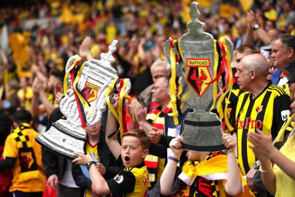 Watford launch scheme for fans to design new badge ahead of 2019-20 Premier League season