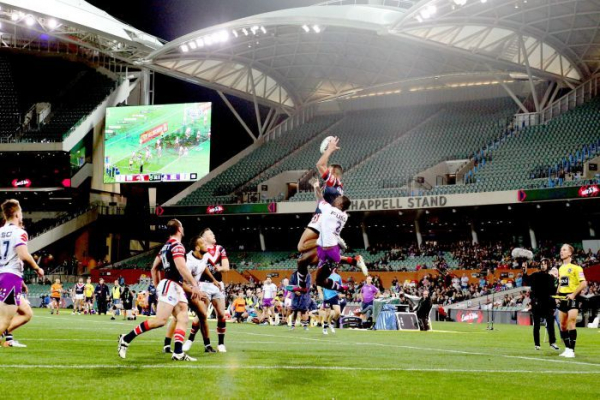 Melbourne storms clear in race for minor premiership with Roosters win