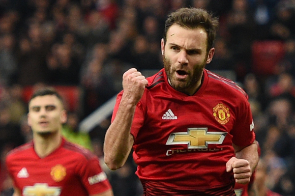 Juan Mata set to sign new Man Utd contract after breakthrough in talks