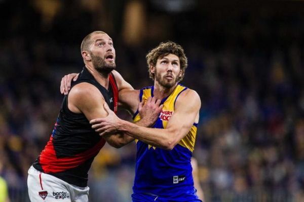 Eagles beat Bombers to move up to AFL top four
