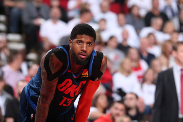 Paul George Undergoes Left Shoulder Procedure