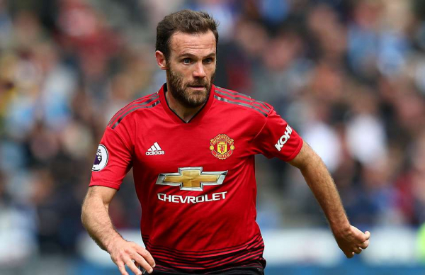 Juan Mata agrees new three-year contract at Manchester United