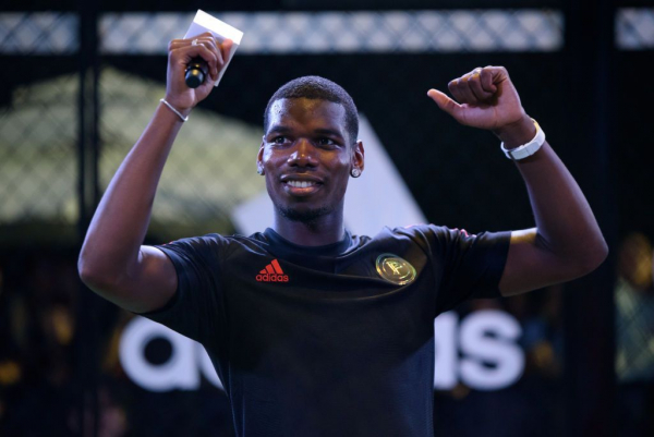 Manchester United set to offer Paul Pogba an enormous new contract to ward of Real Madrid interest