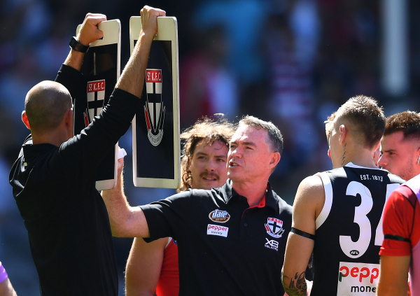 The AFL's Big Sticks: Bye bye Geelong, hello to a taller Collingwood
