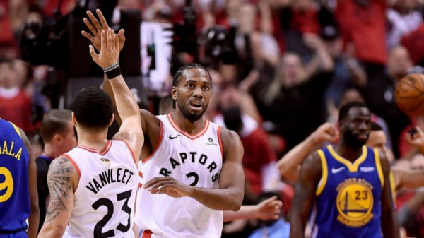 NBA Finals Game 3: Can the Raptors Beat the Warriors in Oakland?