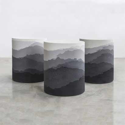 Fernando Mastrangelo designs Ridge Collection to evoke mountain ranges