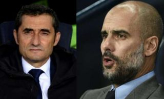 Barcelona lead transfer scrap with Man City for €55m+ rated target