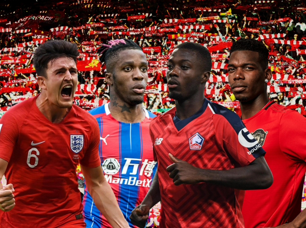 Transfer news LIVE: Manchester Uniteds battle, Everton rival Liverpool, Arsenal eye Wilfried Zaha