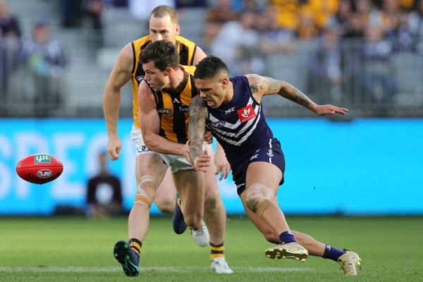 FINAL TEAMS: Hawthorn vs Fremantle