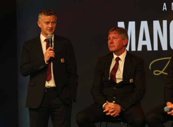 Manchester United need a player like Bryan Robson in midfield, says Ole Gunnar Solskjaer