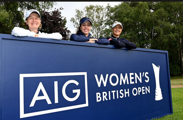 THE R&A ANNOUNCES MAJOR INVESTMENT INTO AIG WOMEN'S BRITISH OPEN
