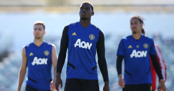 Real urge Pogba, Raiola to 'stay silent' over €170m Man Utd exit
