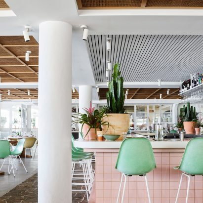 Alexander & Co creates sunny interiors for Brisbane's Burleigh Heads Pavilion