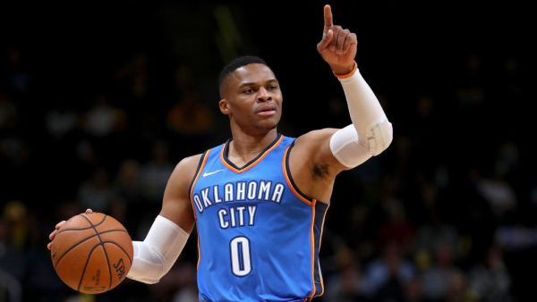 Russell Westbrook trade to Houston official, Thunder praise him on way out door