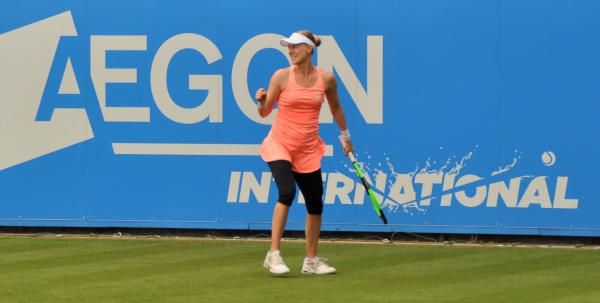 Wimbledon 2019 Day 7 Review: Muchova & Riske upset favourites, Konta edges Kvitova