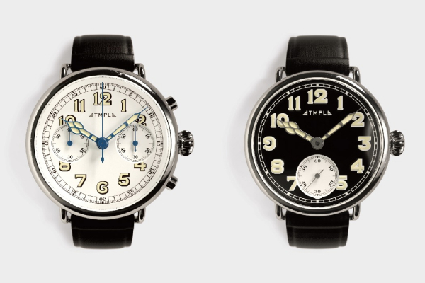 These antique-inspired timepieces celebrate a century since the dawn of wristwatches