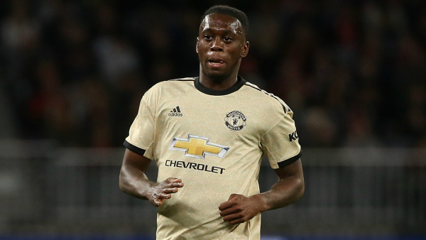 'He told me to play without fear' - Wan-Bissaka reveals Zaha advice after joining Manchester United