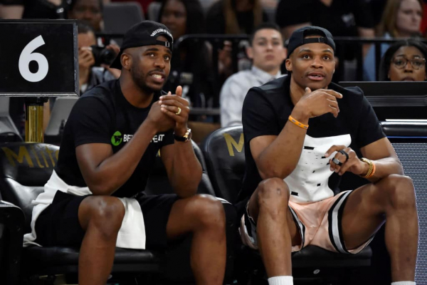 Report: Thunder, Heat Engaged in Chris Paul Trade Talks