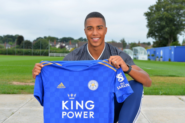 Youri Tielemans reveals why he snubbed Manchester United to join Leicester City