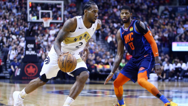 Kawhi Leonard & Paul George (Clippers), Kevin Durant & Kyrie Irving (Nets) form pop-up super teams