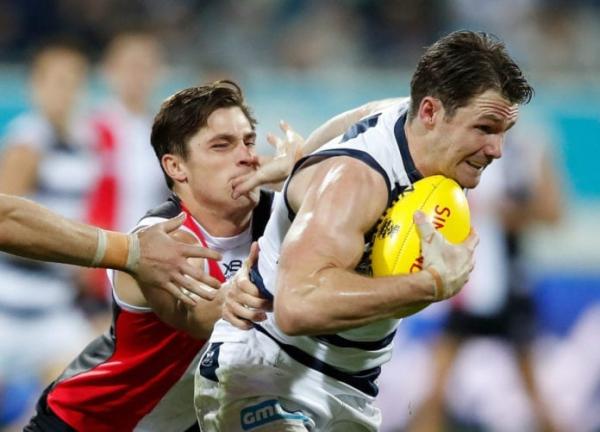 FINAL TEAMS: Geelong vs St Kilda