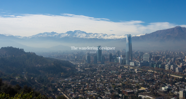 The Wandering Designer: The State of UX Design in Chile
