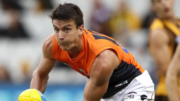 Giants lock in key defender for an extra two years