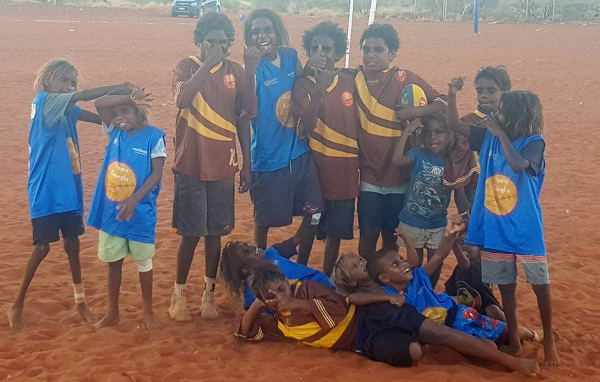 Eagles swoop on Martu Youth Festival