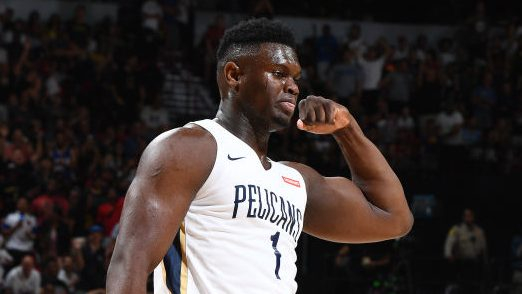 Kendrick Perkins: 'Pelicans better lock Zion in the House' because of great New Orleans food