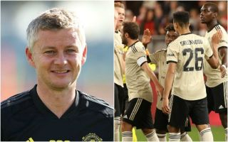 Ole Gunnar Solskjaer to build Manchester United attack around three key players