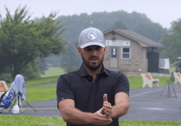 Eric Cogorno: How To Use Your Wrists In The Golf Swing