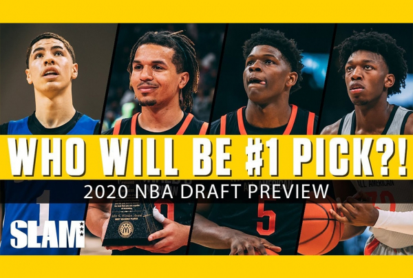 Will LaMelo Ball Be the No. 1 Pick? ? 2020 NBA Draft Preview!