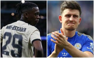How Aaron Wan-Bissaka is driving up potential Harry Maguire to Manchester United transfer fee