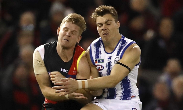 Bombers and Fantasy Coaches Lose Injured Hurley
