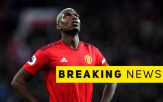 Manchester United set to launch €80m bid for possible Pogba replacement after initial transfer talks