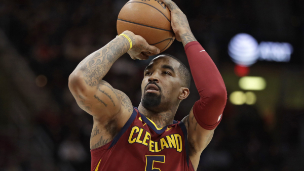 """Report: As expected, Cavaliers waive J.R. Smith; """"unlikely"""" he joins Lakers"""