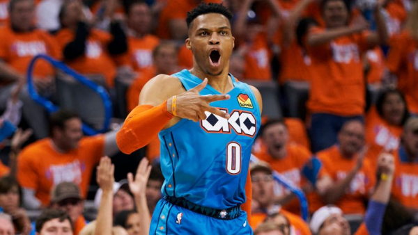 Report: Before Paul George trade, Thunder were already preparing to trade Russell Westbrook next year