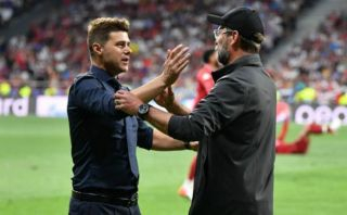 Tottenham lead Liverpool in transfer battle over €40million attacker
