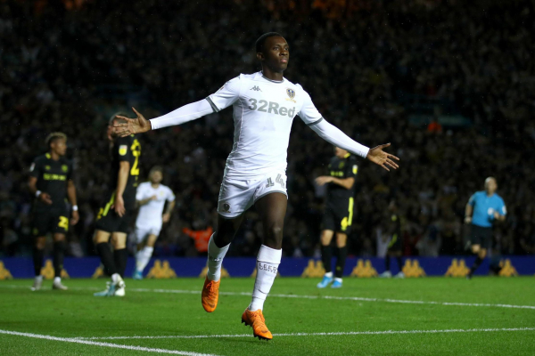 Arsenal loanee Eddie Nketiah scores Leeds United winner vs Brentford... but where is Tottenhams Jack Clarke?