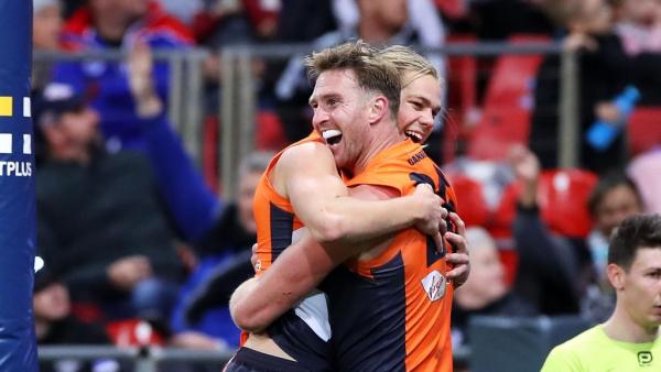 Giants in desperate need of ruckman as journeyman calls it quits