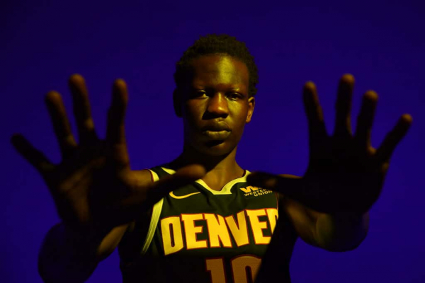 Bol Bol Expected To Sign Two-Way Deal With Nuggets