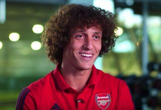 Arsenal considered two other defender transfers before signing David Luiz from Chelsea